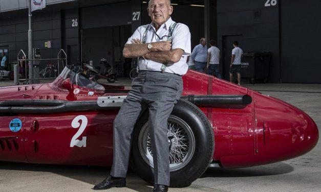 Maserati, efsane pilotunu MC20 prototipiyle anıyor