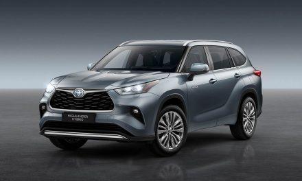 Toyota'nın en büyük hibrit suv modeli Highlander geliyor