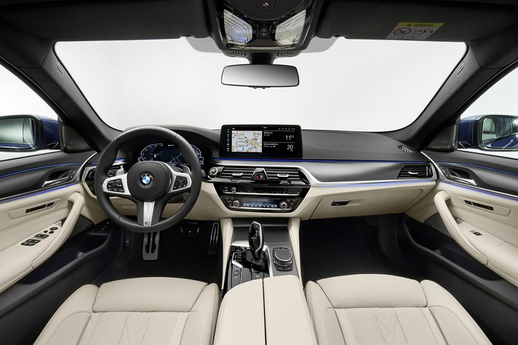 Yeni BMW 5 Serisi