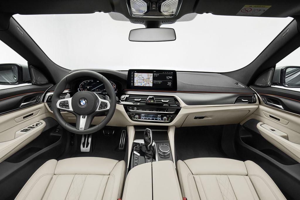 Yeni BMW 56Serisi