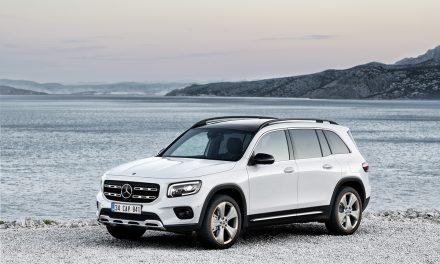 Yeni Mercedes-Benz GLB 406 bin TL'den satışa sunuldu