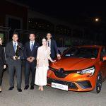 Yeni Renault Clio Türkiye'de Yılın Otomobili seçildi