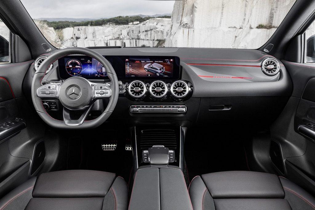 Yeni Mercedes GLA