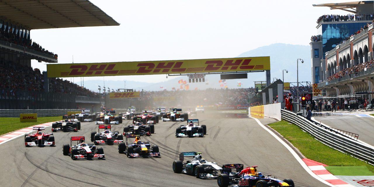 Formula 1, 9 yıl sonra Türkiye'ye geri döndü