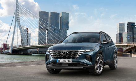 Satış rakamları ile dikkat çeken Hyundai Tucson yenilendi