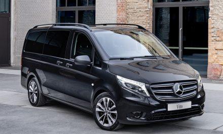Yeni Mercedes Vito Tourer 325 bin TL'den satışa sunuldu