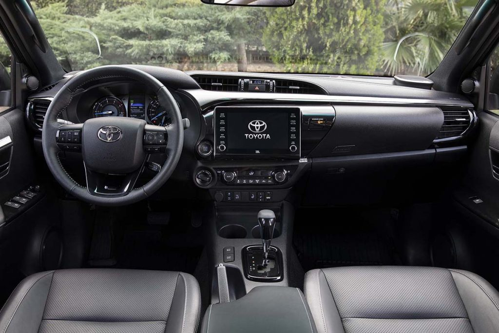 Yeni Toyota Hilux