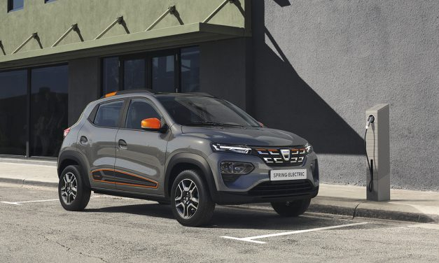 Dacia Spring, elektrik motoru ile yeniden aramızda