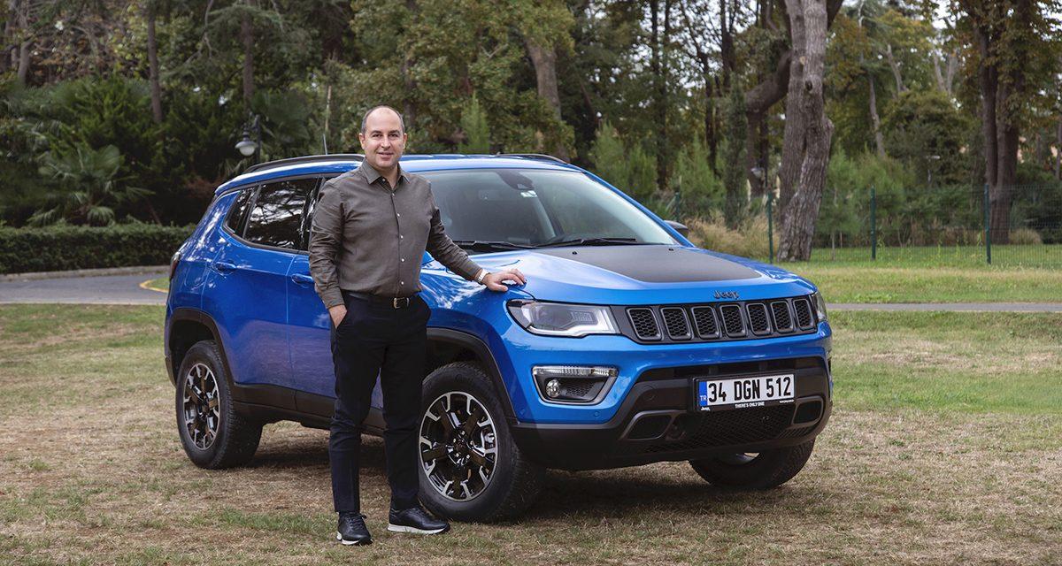 Jeep Compass'a hibrit güncellemesi