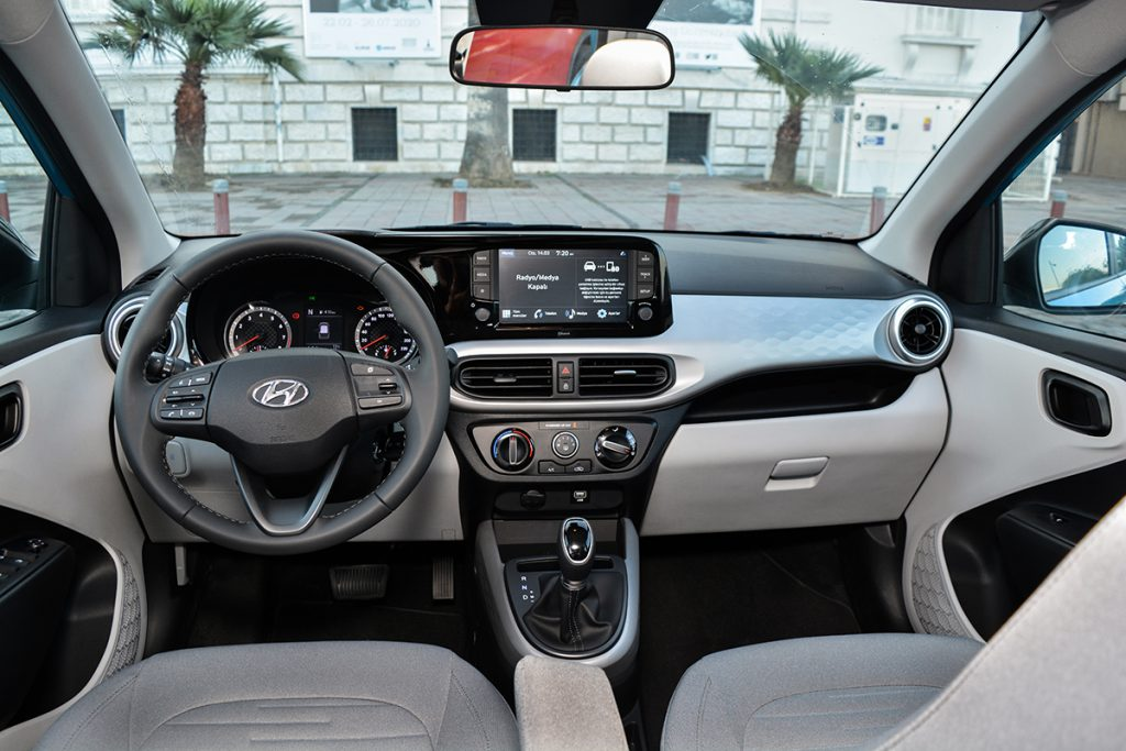 Yeni Hyundai i10
