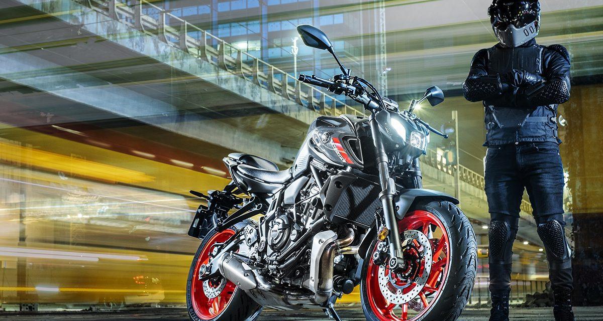 Yamaha'nın efsane modeli MT-07 sonunda yenilendi