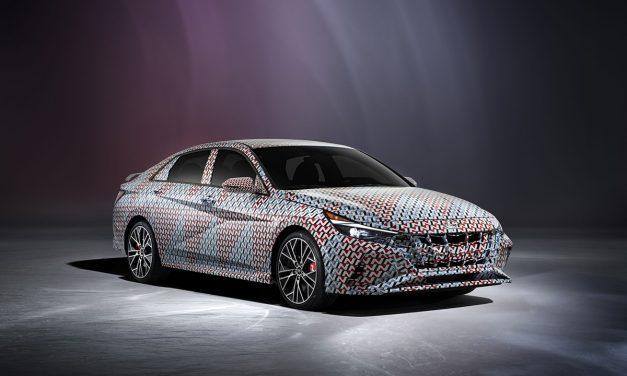 Hyundai Elantra N 2021 yılında yollarda olacak