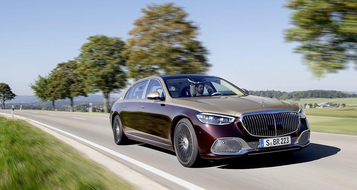 Yeni Mercedes S Serisi, patronların gözdesi olacak