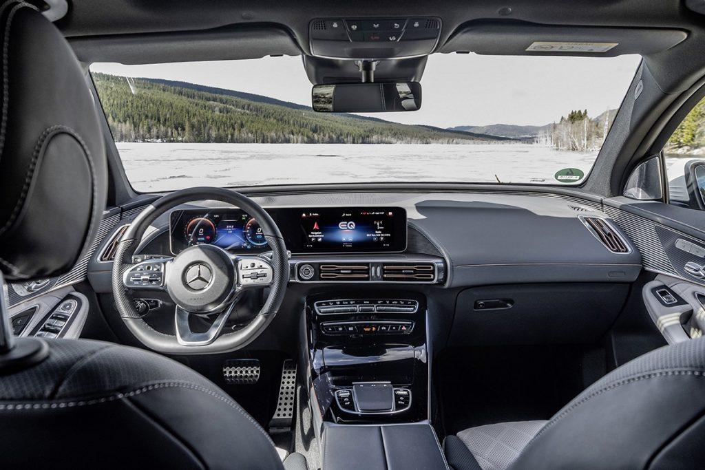 Mercedes EQC fiyatı