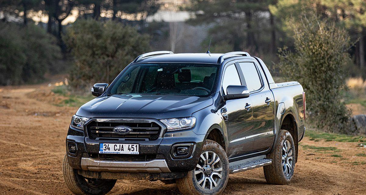 Ford Ranger – konfor ve yetenek tek vücutta can buldu