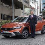Fiat Egea Cross ile liderliğine devam edecek