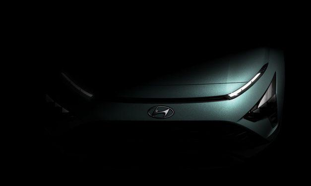 Hyundai Bayon yüzünü gösterdi