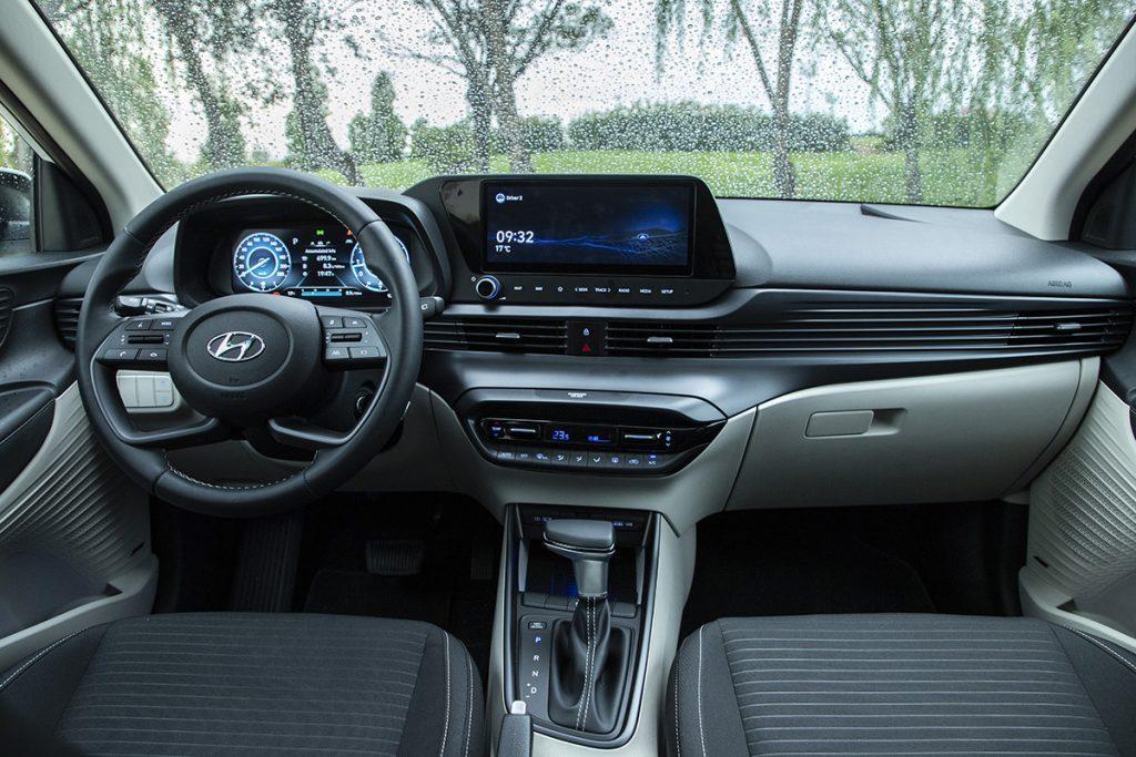 Yeni Hyundai i20 test