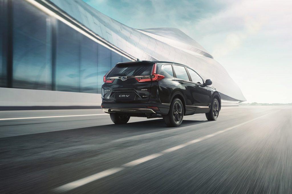 Honda CRV Sport Line