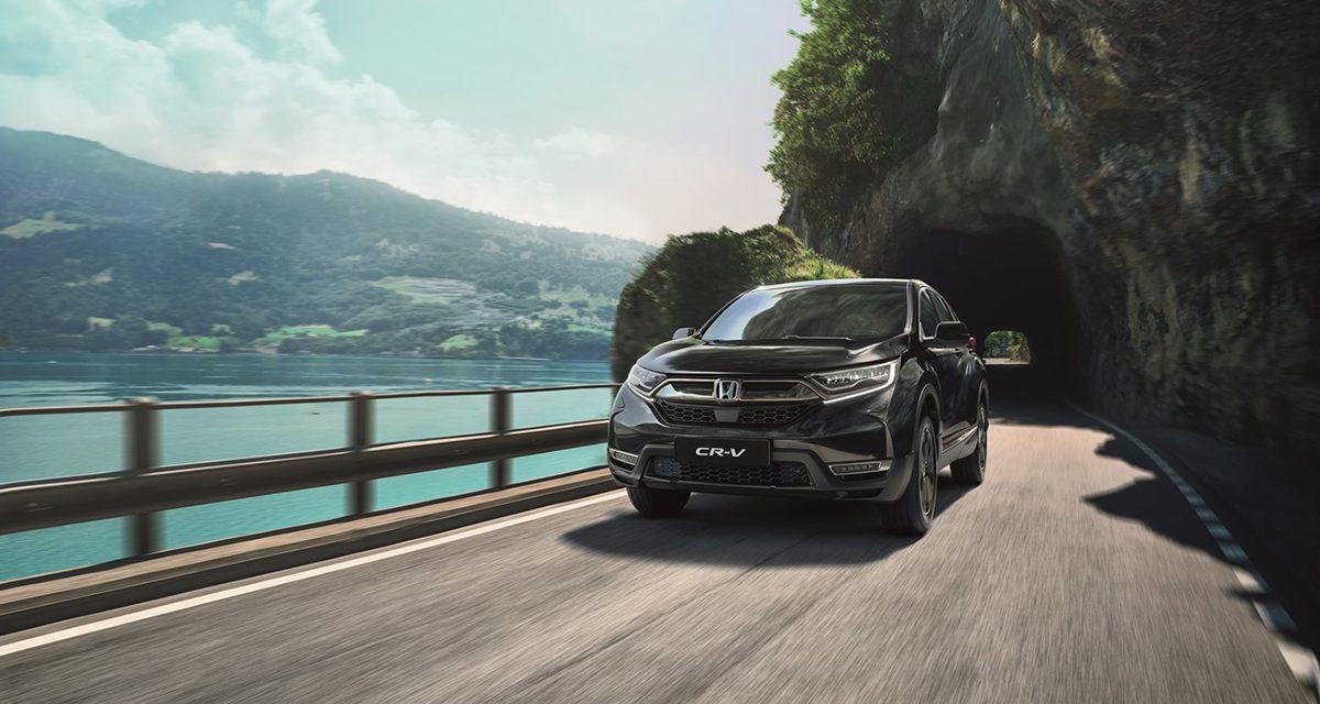 Honda CR-V Sport Line donanım ile daha sportif olacak