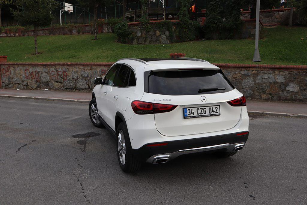 Mercedes GLA 200 test