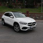 Küçük Mercedes büyük oynuyor! Mercedes GLA 200 test