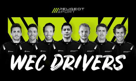 Peugeot, Le Mans 24 saatte yarışacak pilotlarını açıkladı