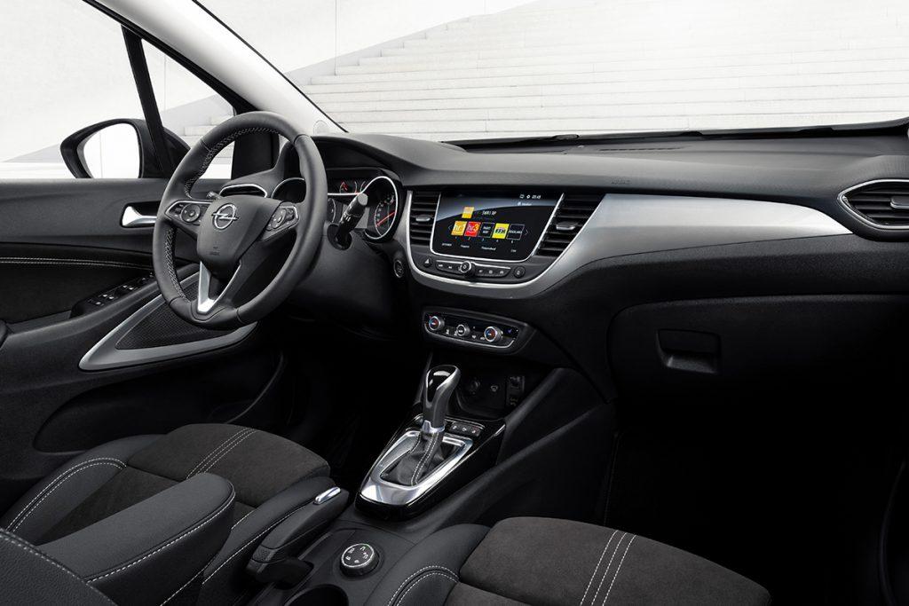 Yeni Opel Crossland