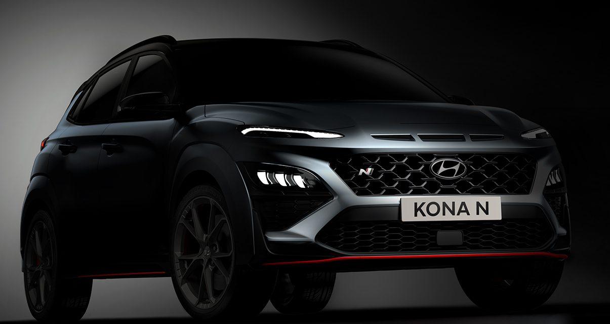 Hyundai Kona N pist rekorlarını kırmaya geliyor