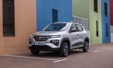 Ekonomik elektrikli yeni Dacia Spring 2022'de yollarda