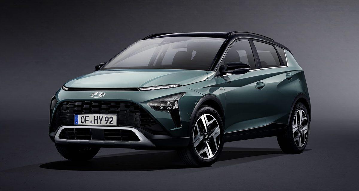 Türkiye'de üretilip Avrupa'ya satılacak model Hyundai Bayon