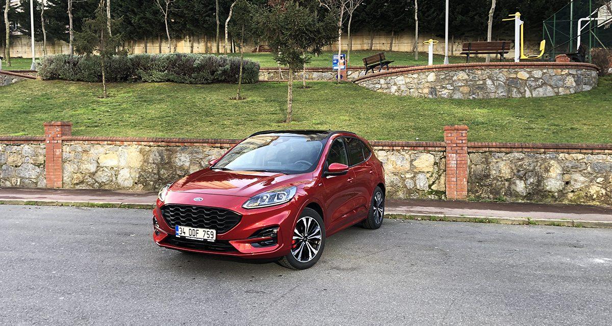 Yeni Ford Kuga artık daha olgun ve cazibeli