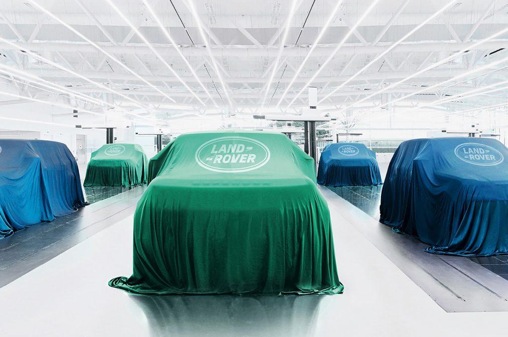 Jaguar Land Rover stratejik plan