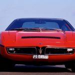 Maserati'nin efsane modellerinden Bora 50 yaşında