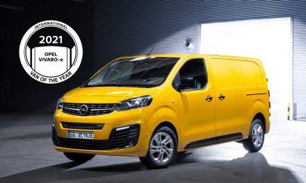 Yılın Uluslararası Ticari Aracı Opel Vivaro 20 yaşında