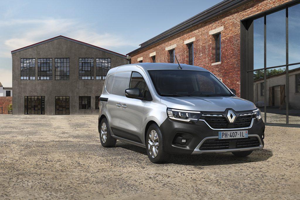 Yeni Renault Kangoo