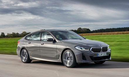 Yeni BMW 6 Serisi Gran Turismo 1 Milyon 400 bin TL'ye geldi