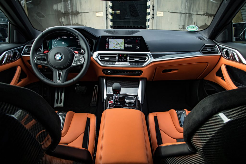 Yeni BMW M4 Competition