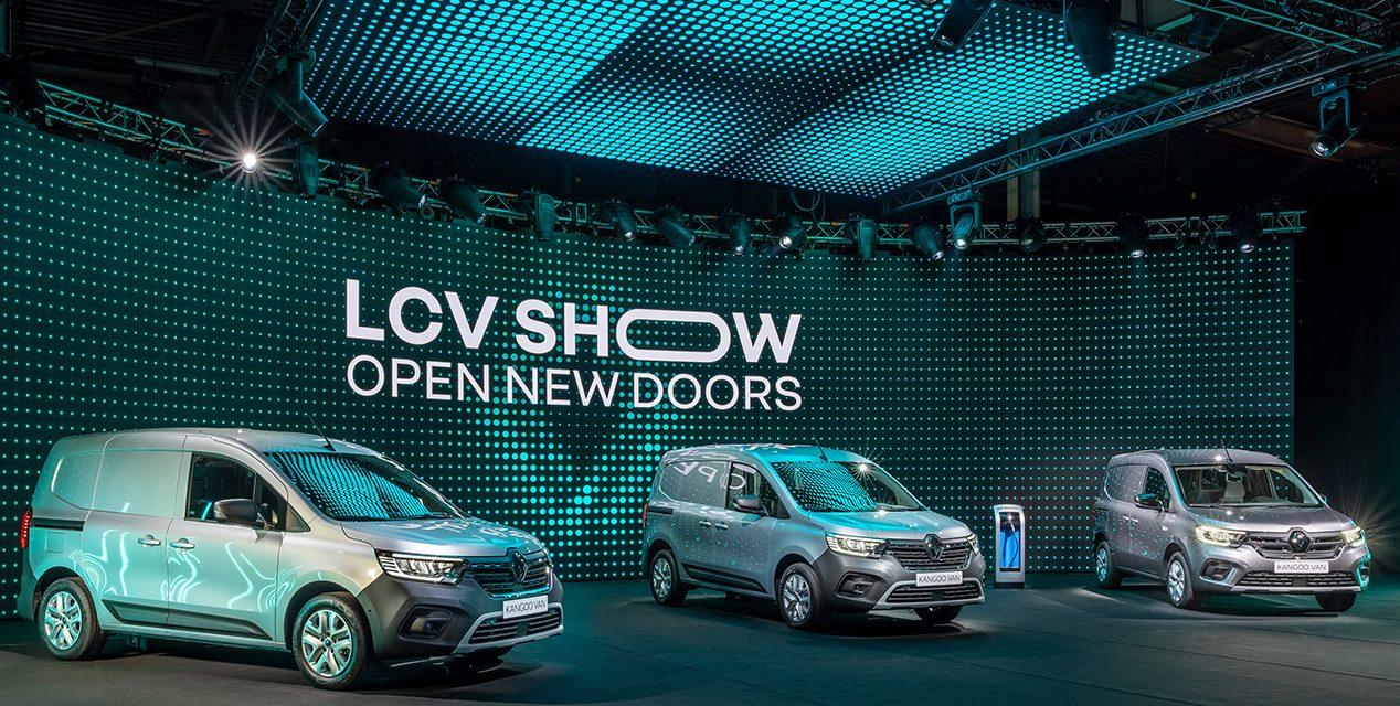Renault hafif ticari ürün gamındaki modelleri yeniledi