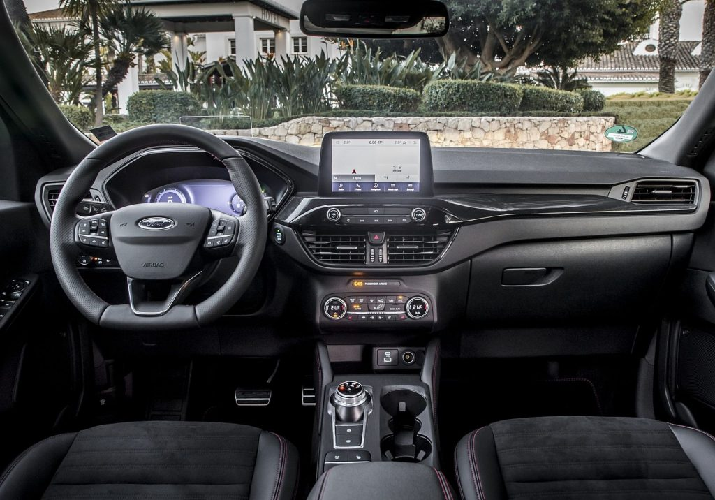 Ford Kuga testi