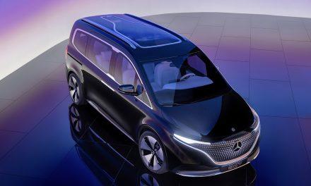 Mercedes, konsept EQT ile hafif ticarileri de elektrikleştiriyor