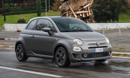 Hibrit motorlu Fiat 500 Türkiye'de