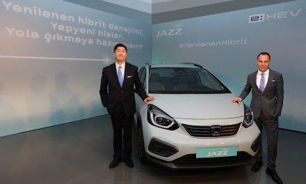 Honda Jazz elektriklendi 310 bin TL'den satışa sunuldu