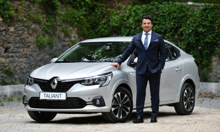 B Segmentin yeni oyuncusu Renault Taliant 167.900 TL'den geldi