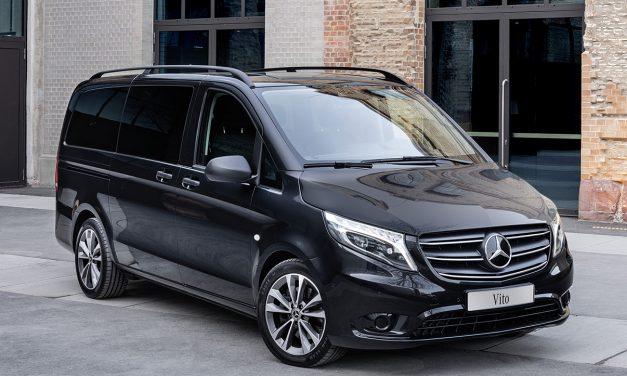 Mercedes, Vito'ya 237 beygirlik motor güncellemesi