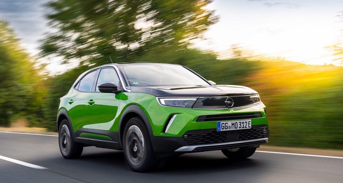 Yeni Opel Mokka 1.2 motoruyla 365 bin TL'den satışta!