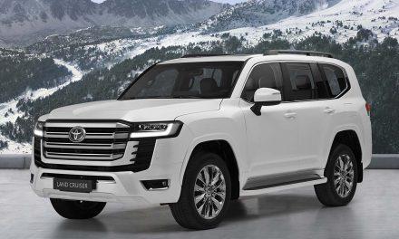 Toyota'nın efsane modeli Land Cruiser geri dönüyor