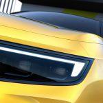 Yeni Opel Astra yüzünü gösterdi