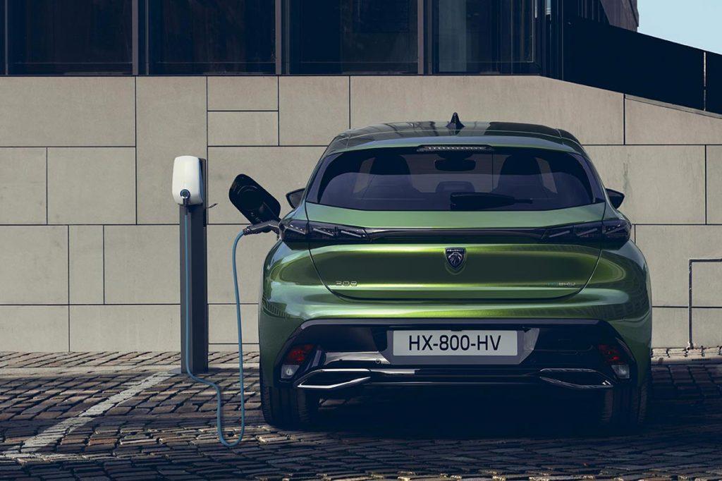 Elektrikli Peugeot