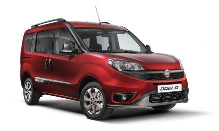 Engel tanımayanların aracı Fiat Doblo Trekking yenilendi!